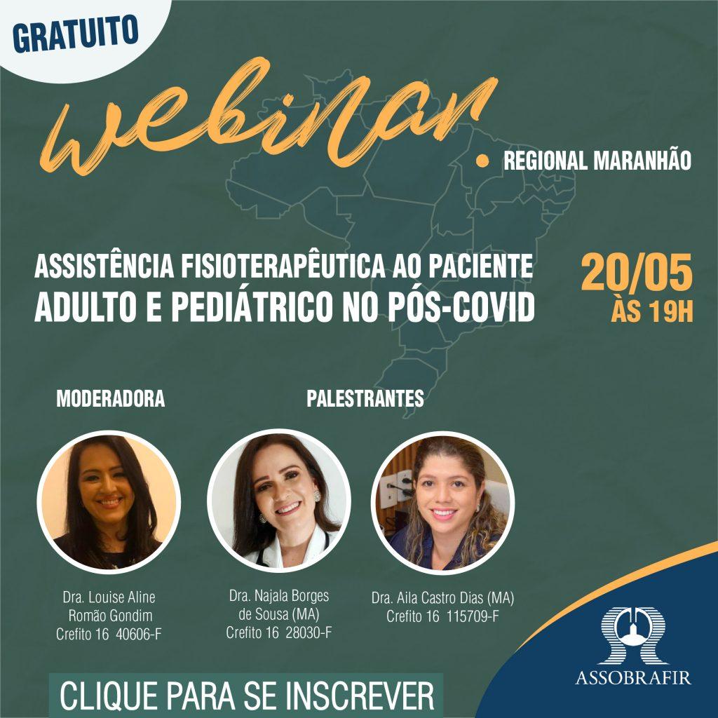 Webinar Assobrafir Maranhão